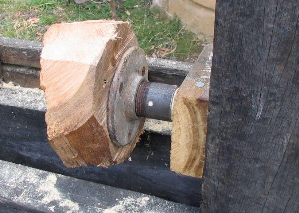 Wood lathe chuck types